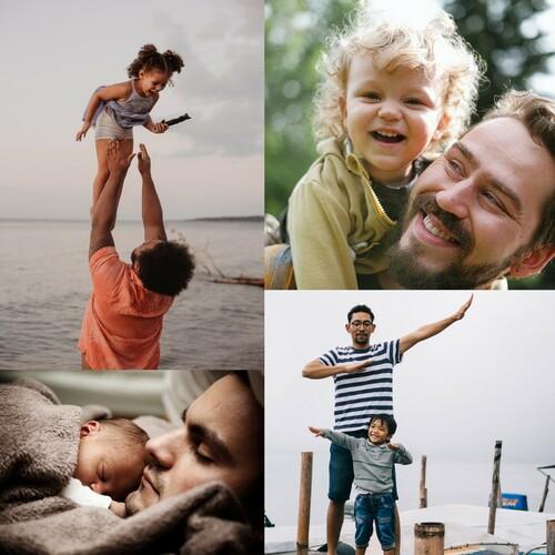 Bonne fête à nos héros du quotidien ! Merci #papa 🥰  Joyeuse fête des pères à tous les papas Nutrilys 💙  ##bonnefêtepapa #fetedesperes2021 #fêtedesperes #monpereceheros #superpapa #nutrilys