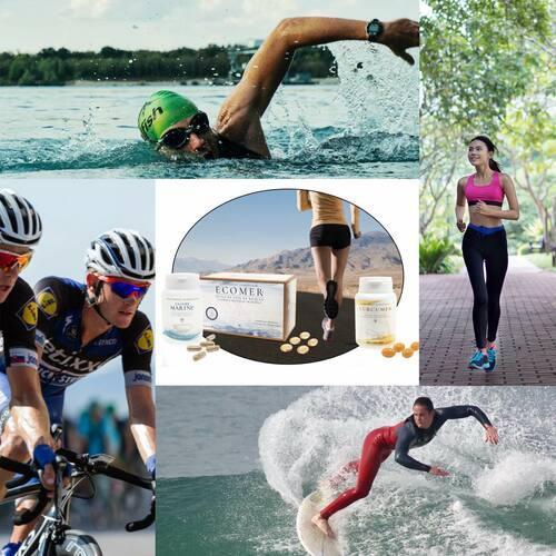 💡🚴♀️La pratique sportive entraîne une fatigue musculaire dont peuvent résulter de nombreux déséquilibres physiologiques (acidose, hypoglycémie, diminution du pH sanguin, lésions microscopiques des fibres musculaires, etc).  Il est donc primordial pour les sportifs d'adapter leur nutrition. Une bonne supplémentation peut permettre de pallier à certains déséquilibres du bol alimentaire. 🥣🥗  Le Programme Mouvement de Nutrilys est un programme conseillé à toute personne active et aux sportifs. Il va contribuer à réduire la fatigue (Vitamine B12) et à protéger les cellulesdu stress oxydatif (Extrait de Curcuma, Zinc et Cuivre), à avoir un métabolisme énergétique normal (Vitamine B12 et Cuivre), à maintenir la santé des os et des articulations, et une bonne mobilité (Extrait de curcuma).  Découvrez-le ici : https://www.nutrilys.com/programmes-nutrilys/36-programme-mouvement.html  📹 Découvrez aussi les témoignages de nos sportifs sponsorisés : - @renan_grainville : https://www.youtube.com/watch?v=cN6rDSkiSGY&t=28s - @steph_iron_trail : https://www.facebook.com/250665028287073/videos/577236962733271  #nutrition #nutritioncoach #nutritionsportive #nutrilys #ecomer #lacuremarine #curcumer #sportaddict #sport #programmesportif #alkylglycerols #zinc #vitb12 #curcumin